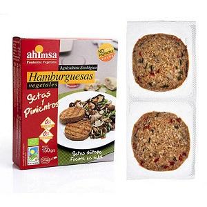 hamburguesa-setas-pimientos