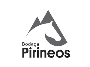 Logotipo original Bodega Pirineos