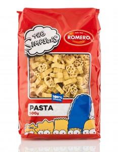 Pasta Simpson Romero